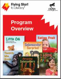 Program Overview for Flying Start to Literacy